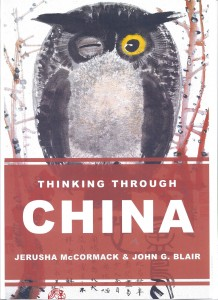 Thinking through China cover
